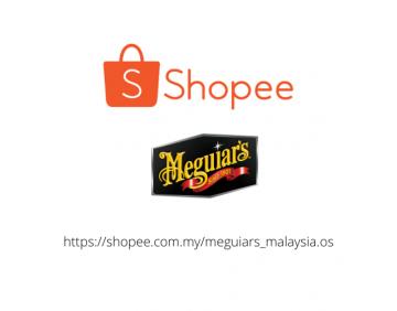 Shopee - Meguiars Malaysia