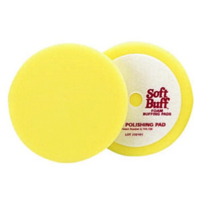 Soft Buff Foam Polishing Pad 8.0""
